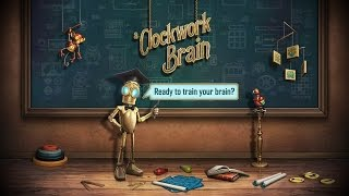 'A Clockwork Brain' rewired for a new generation of iOS and Android touch device users in 'A Clockwo
