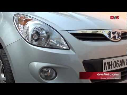 Hyundai i20 video review by dwsAuto: i20 road test video