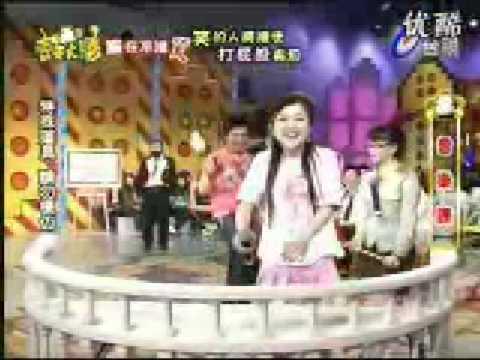 這兩個女生竟然公然的在憲哥的節目上淫笑,阿~阿~阿的!