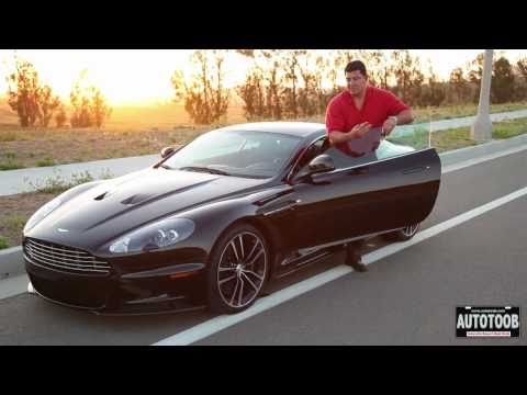 aston martin dbs carbon edition - test