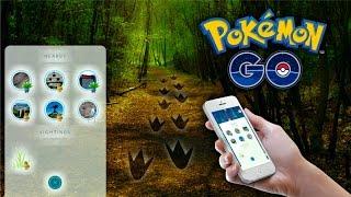 Pokémon GO Novo Sistema Rastrear *BETA* São Francisco by Pokémon GO Gameplay