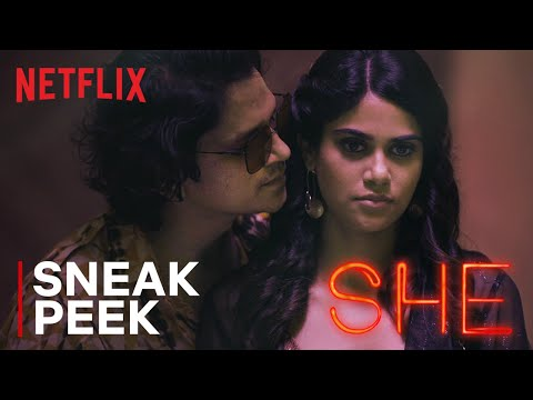 She: Watch the First 10 Minutes   Sneak Peek    Vijay Varma & Aditi Pohankar   Netflix India