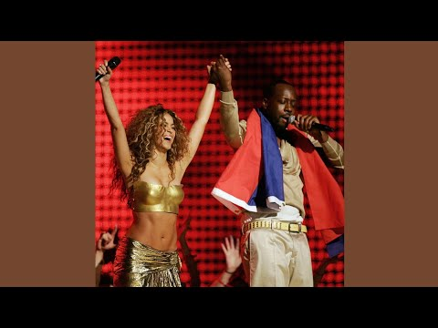 Shakira - Hips Don't Lie ft. Wyclef Jean | Live at the GRAMMYs on CBS (Audio)