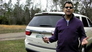 2011 Dodge Durango Test Drive&Car Review