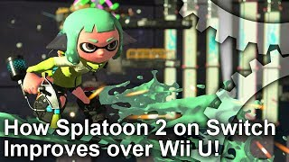 We've got final Splatoon 2 code and we're able to tell you everything we know about the single-player mode of the game. But we're more focused on the tech - and the key improvements over Wii U.Subscribe for more Digital Foundry: http://bit.ly/DFSubscribe