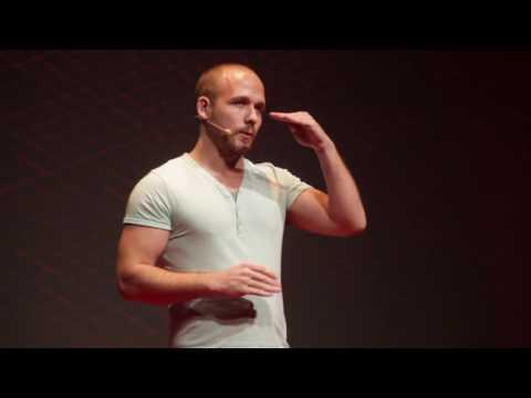 Csendbe zárt világ | Halász Péter | TEDxYouth@Budapest 2016