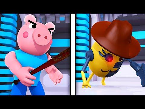 LA BONNE FIN DE PIGGY.. (Chapitre 12)