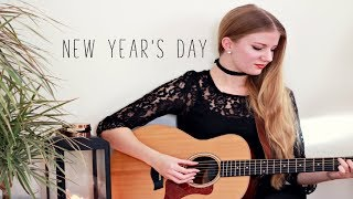 New Year's Day - Taylor Swift (cover by Cillan Andersson)