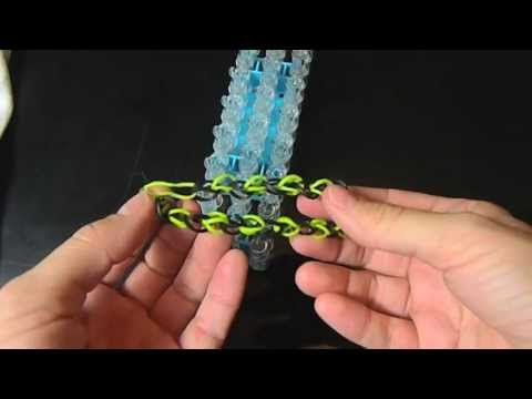 How To Use Rainbow Loom – Easy To Follow Instructions – Rubberband Single Loop Bracelet Maker