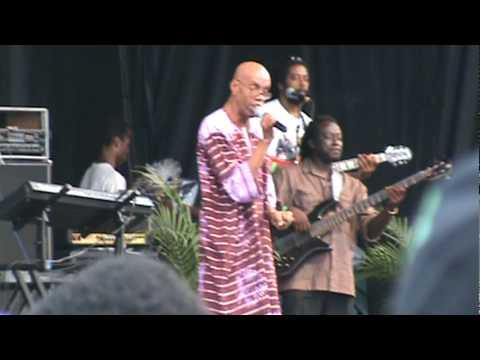 Frankie Paul - Medley of Tunes - Live @ Jambana Festival, Toronto, ON - 08/02/10