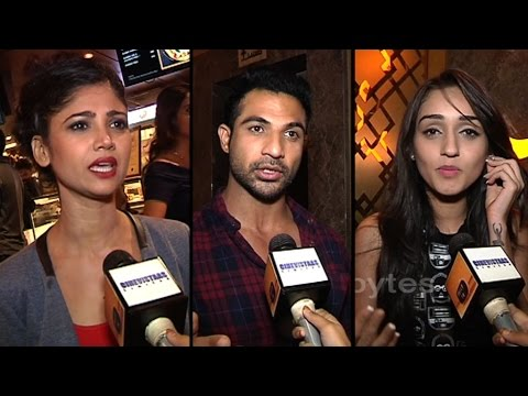 Tanya Sharma, Ratan Rajput and Mohammed Nazim talk
