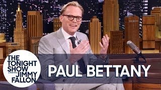 Video Paul Bettany Shares the Text He Sent Ron Howard to Snag a Solo: A Star Wars Story Role MP3, 3GP, MP4, WEBM, AVI, FLV Juni 2018