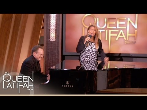Bradley Whitford's Duet on The Queen Latifah Show