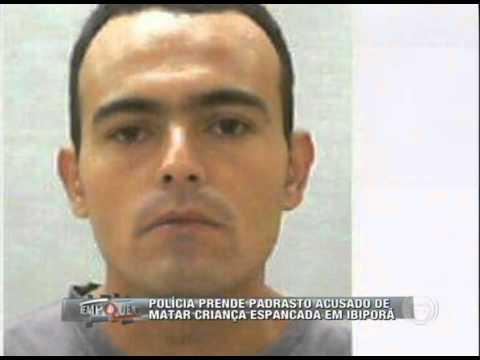 Polícia prende padrasto acusado de matar criança espancada em Ibiporã