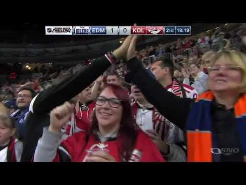 Video: NHL 2018-03-10 Edmonton Oilers vs Koln Haie