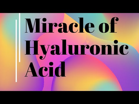 ABC - Connie Chung    The Miracle of  Hyaluronic Acid