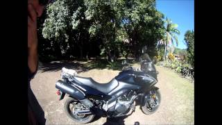 5. 2009 Suzuki  DL650 V-Strom review Aloha Motor Sports Maui