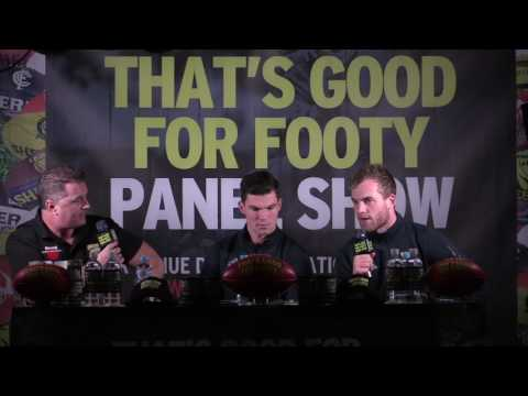 "Footy Show ""That's Good For Footy"" Presents Footy Funatics "" Ep 15 June 28th Hawthorn"
