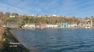 Tobermory United Kingdom  City pictures : Tobermory Harbour a Panoramic Time Lapse - www.simplymull.co.uk