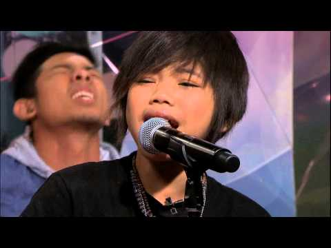 MeleTOP - Tegar 'Aku Yang Dulu Bukanlah Yang Sekarang' [24.09.2013] (Persembahan LIVE)