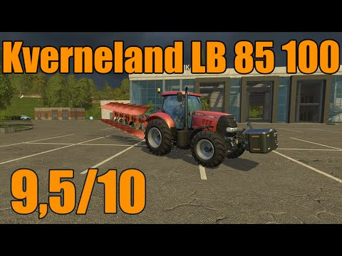Kverneland LB 85 100 Variomat v1.1