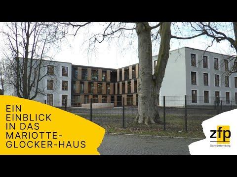 ZfP Südwürttemberg: Ein Einblick in das Mariotte-Glocker-Haus