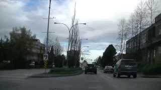 New Westminster (BC) Canada  city photo : New Westminster British Columbia Canada - DRIVING DRIVE SIGHTSEEING AVANT GARDE BGM