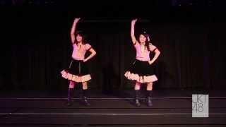 Halloween Night Dangdut Version Dance Tutorial