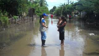 A rash of flooding in Central America has submerged many poor communities in Honduras. While many families have lost...