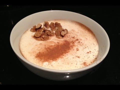 Quick, Cheap, Late Night Bodybuilding Dessert Snack