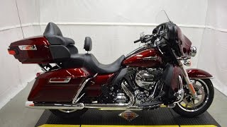 4. SOLD! 2015 Harley-Davidson® FLHTCUL - Electra Glide® Ultra Classic® Low