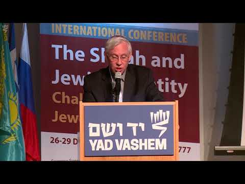 First Session: Second Day of Jewish Conference