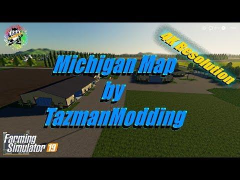 MichiganMap Map v2.0.0.0