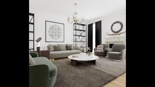 Nonton easy living room design Modeling Tutorial in 3ds max + corona render Film Subtitle Indonesia Streaming Movie Download
