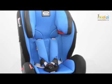 Prezentare video Espiro scaun auto Kappa