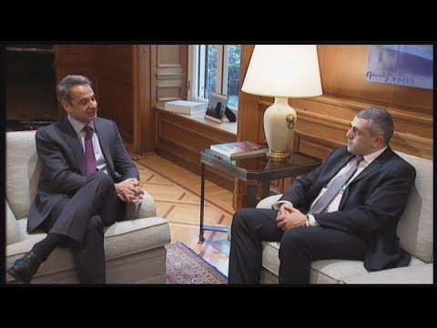 Video - Μητσοτάκης: Η επιθυμία για ενίσχυση του ελληνικού τουρισμού είναι ιδιαίτερα ισχυρή