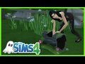 The Sims 4 Ghost Challenge! | Ep.6 FROG HUNTING! | Amy Lee33