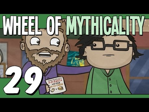 Rhett Advertises Mac and Cheese To Link (Wheel of Mythicality – Ep.29)