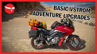 7. Suzuki DL1000 Vstrom Review - is the V-Strom a good adventure touring motorcycle?
