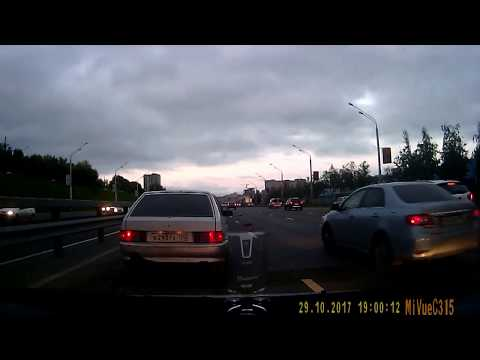 ДТП с пешеходом в Уфе