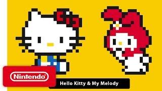 Hello Kitty Joins Super Mario Maker