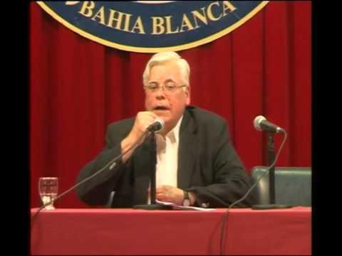 Luis Alberto Romero en la Universidad Nacional del Sur – 28/11/2014