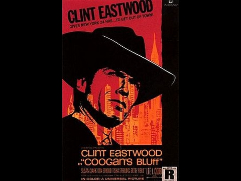 Coogan's Bluff-1968 Movie Review