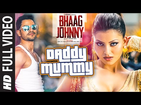 Daddy Mummy FULL VIDEO Song Urvashi Rautela Kunal Khemu DSP Bhaag Johnny T Series
