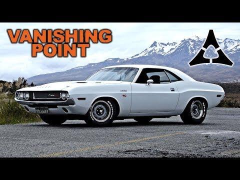 Dodge Challenger RT 1970 [Vanishing Point 1971]