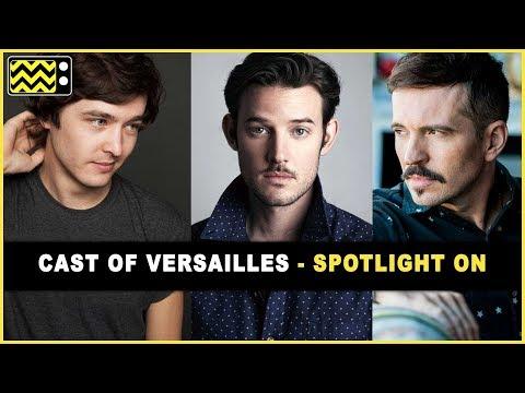 Alexander Vlahos, Evan Williams and Tygh Runyan Interview | AfterBuzz TV's Spotlight On