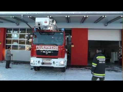 € 600.000.- Einsatzfahrzeug für die FF Zwettl