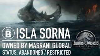 Video Why Didn't They Take The Dinosaurs To Isla Sorna In Jurassic World Fallen Kingdom? MP3, 3GP, MP4, WEBM, AVI, FLV Agustus 2018
