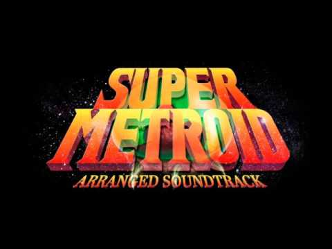 Super Metroid Arranged OST - [04] - Crateria (The Space Pirates Appear)