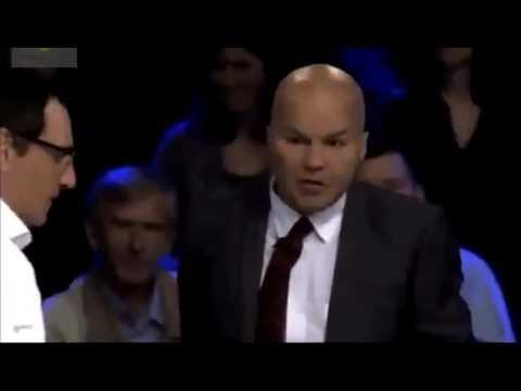 Юрий Кот побил Вячеслава Ковтуна в эфире телепередачи (видео)